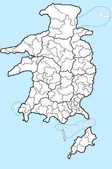 Soiga 2 provincies gemeentes blanco