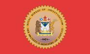 Standard of the Royal Bureau of Investigation