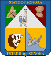 Coat of arms of Sonora
