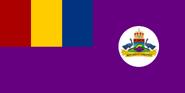 Flag of Palawan and Cuyo