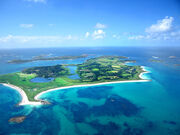 Isles of Scilly Overhead