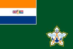 SADF Flag (SWM)