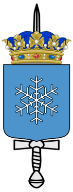Coat of Arms of the Kanian Defense Forces