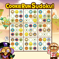 Cookie Run Sudoku
