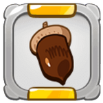 Stretched Acorn