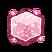 Red Sugar Cube
