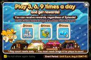 Daily Prize Bonanza 5-8-15