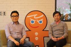 Businesskorea devsisters trio