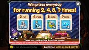 Win Prizes Everyday Feb 2015