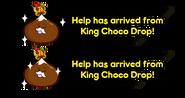 Play passive king choco drop