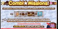 Combi Missions (7-16 November 2014 event)