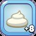 Mocha Delight's Whipped Cream+8