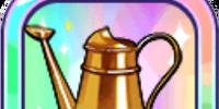Golden Watering Tin