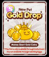 Gold Drop Newsletter