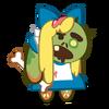 Zombie Cookie Halloween