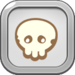 Brave Cookie's 3rd Skull Button