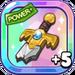Magic Sword Handle+5