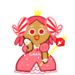 Princess Cookie
