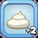 Mocha Delight's Whipped Cream+2