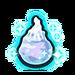 Sea Fairy's Frozen Tear Drop