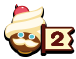 Buttercream Choco Cookie Relay