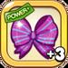 Purple Ribbon Bow+3