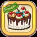 Cherry Choco Ice Cream Cake