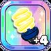Spotlight Vanilla Bulb+4