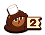 Cocoa Cookie Relay