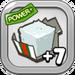 White Sugar Cube 7