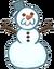 Grandpa Snowman