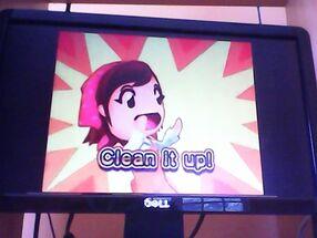 Clean it up! 7
