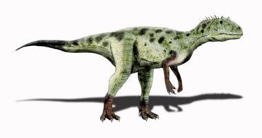 Piatnitskysaurus NT
