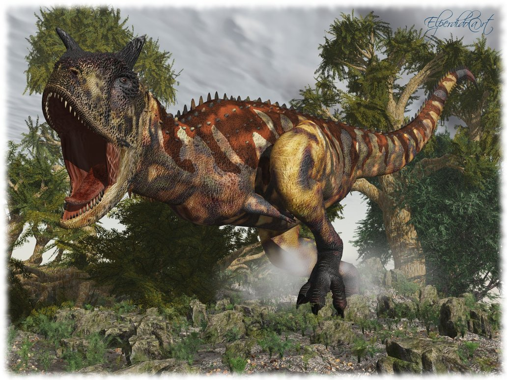 Image - Carnotaurus by elperdido1965-d377um2.jpg | Cool Dino Facts ...