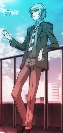 Haruto Kurosawa Anime Infobox
