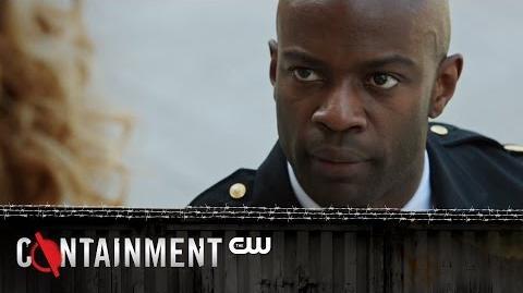 Containment - Season 1 - David Gyasi Interview