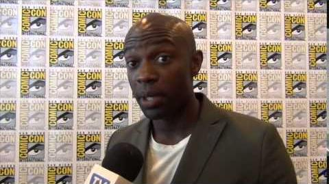 David Gyasi Previews Role on Containment
