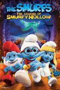 Smurfy Hollow DVD Cover 2