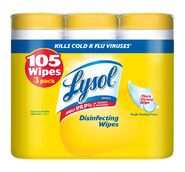 Lysolwipes3pack105wipescount