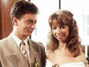 Gail martin wedding