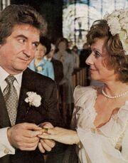 1977 wedding
