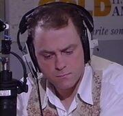 Radio interviewer 3218