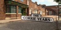 The Corrie Years