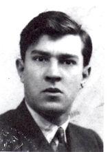 Harry Hewitt 1940