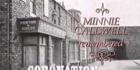 Minnie Caldwell Remembered - A Tribute to Margot Bryant