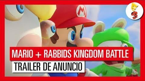 Mario Rabbids Kingdom Battle - E3 2017