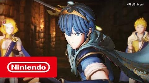 Fire Emblem Warriors - Tráiler del E3 2017 (Nintendo Switch)