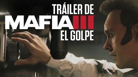 Mafia III Tráiler oficial para Gamescom 2016 El golpe ES PEGI