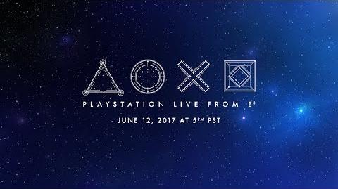 PlayStation® Live desde E3 2017- Media Showcase Español