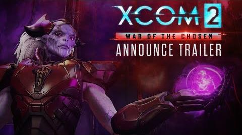 XCOM 2 War of the Chosen Announce Trailer International